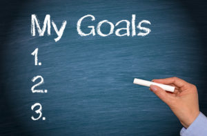 Have Clear Goals